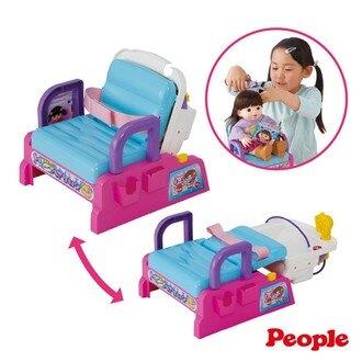 【紫貝殼】日本 POPO-CHAN 配件 POPO CHAN會說話的美髮沙龍椅組合(3Y+)