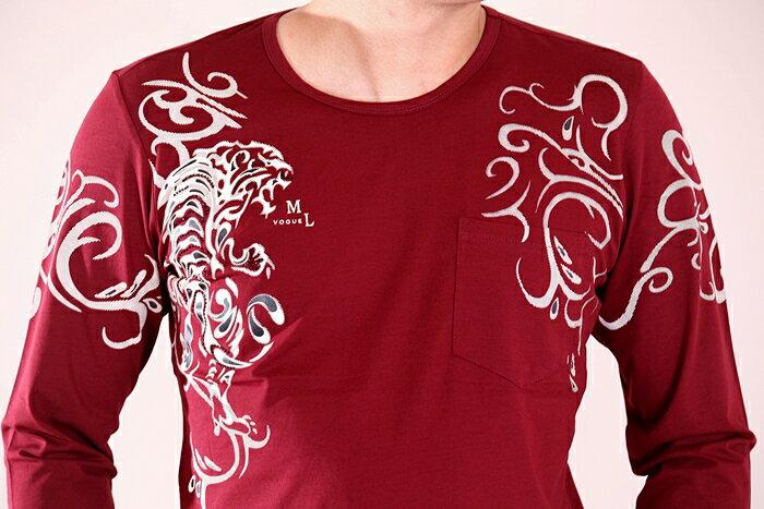 CS衣舖 彈力伸縮 高質感 長袖T恤 3315 2