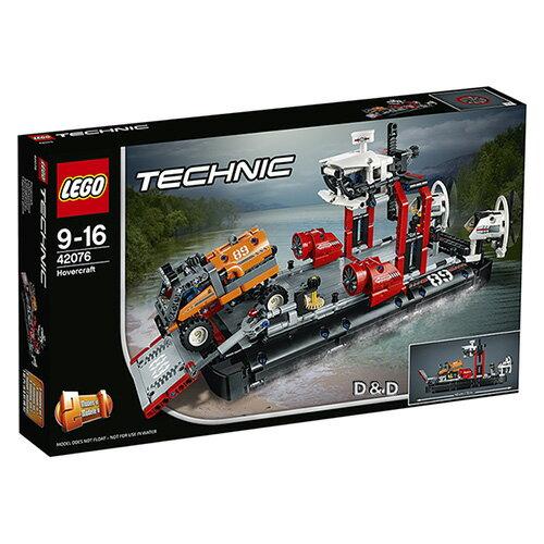 樂高積木LEGO《LT42076》2018年科技Technic系列-氣墊船