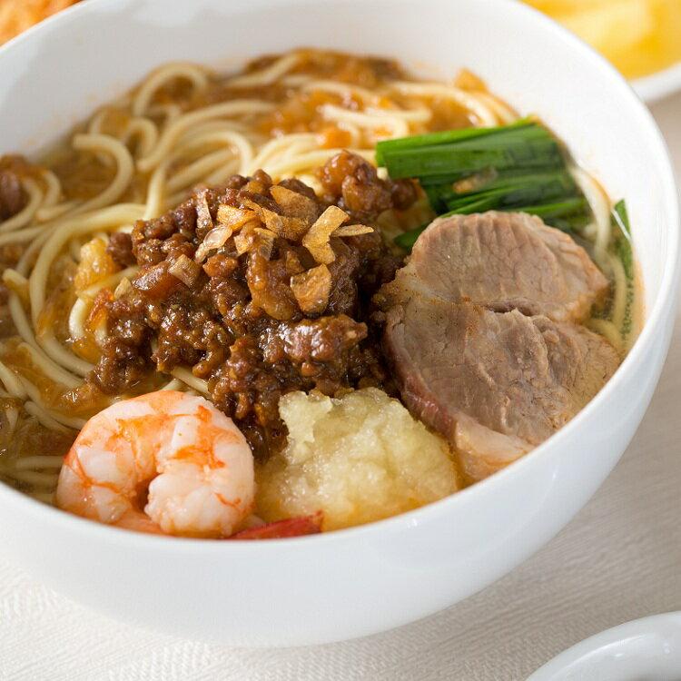 經典小吃擔仔麵 (6入) ↘