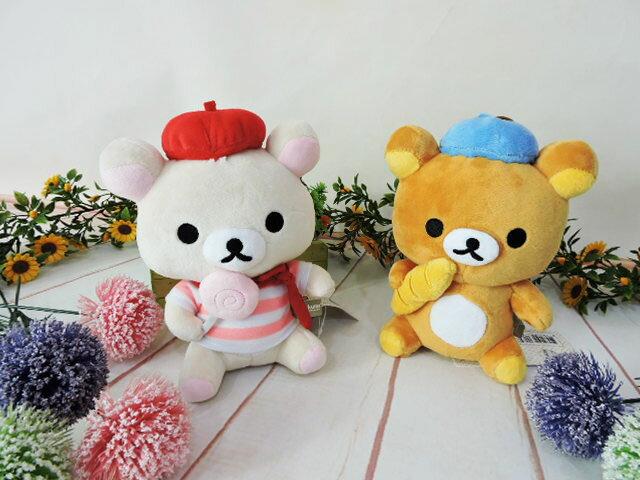 ~*My 71*~   絨毛娃娃 15cm坐姿拉拉熊 可愛 懶懶熊 拉拉熊 療育系 熊 動物 系列 玩偶 兒童 玩具 禮物