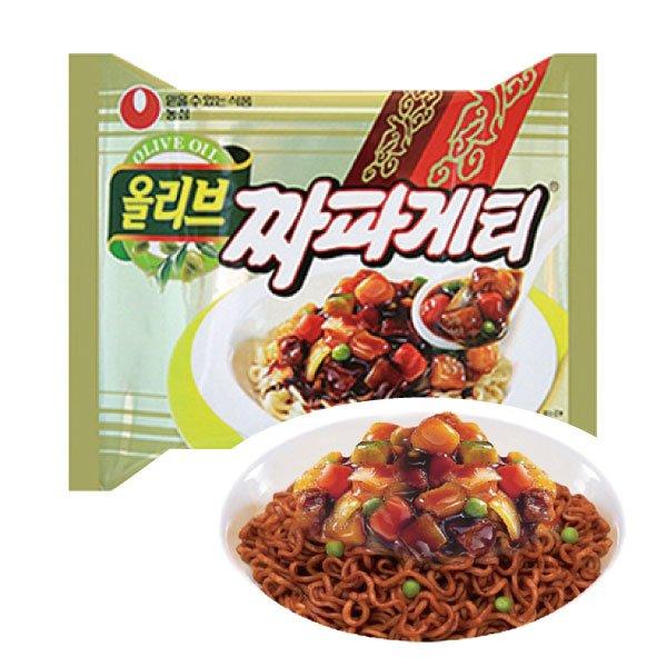 韓國農心醡醬風味麵浣熊拉麵泡麵140g【櫻桃飾品】【22772】