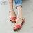 【S2-17326L】服貼牛皮底單色涼鞋_Shoes Party 5