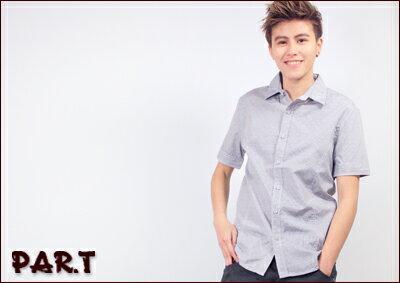 (PAR.T)嚴選服飾-圓點造型短衫 1