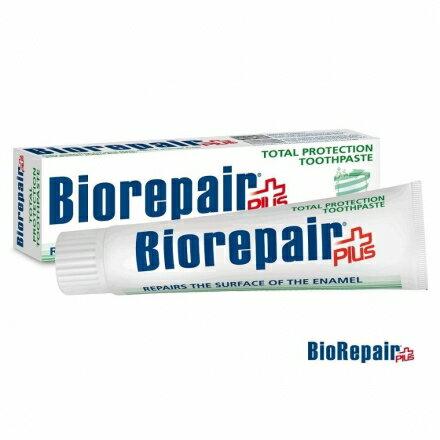 【Biorepair® Plus】「全效加強型」牙膏(義大利原裝進口) 100ml