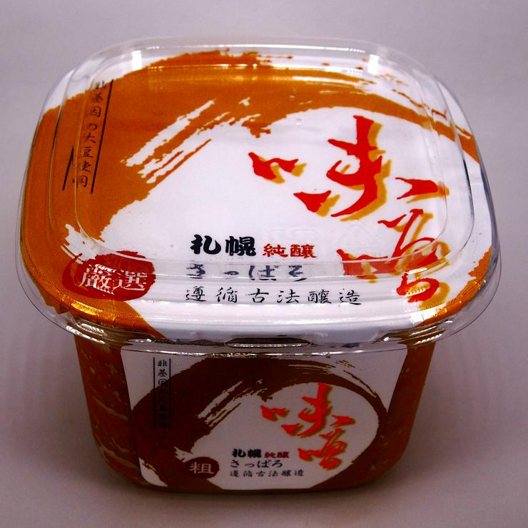 煮湯燒烤大榮札幌味噌500g