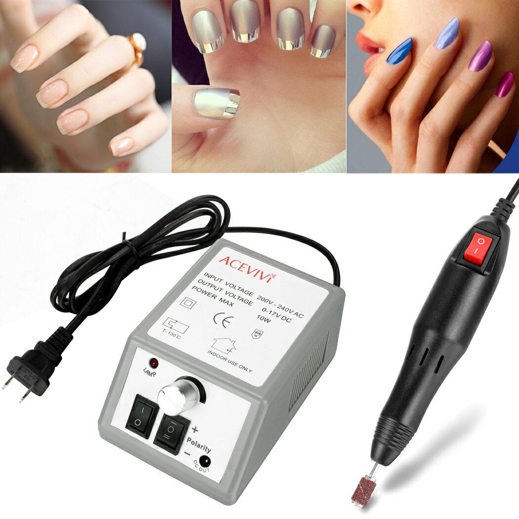 Nail Acrylic Manicure Pedicure Drill Electric Machine Sets Kits 1