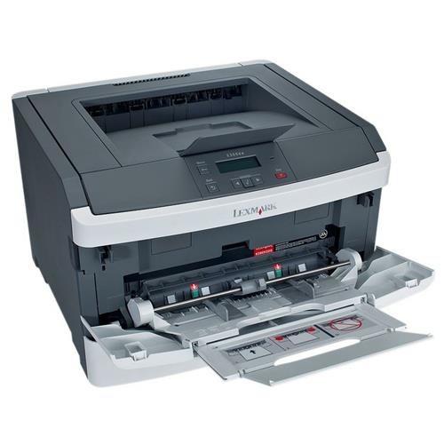 Lexmark E360DN Workgroup Monochrome Eco LaserJet Printer with Toner 2