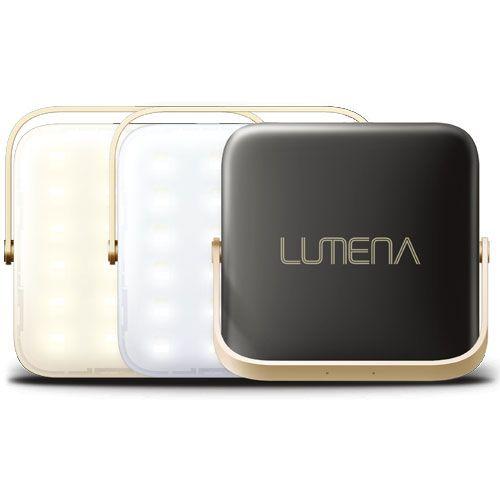 NEW N9 LUMENA 行動電源照明LED燈-星空黑