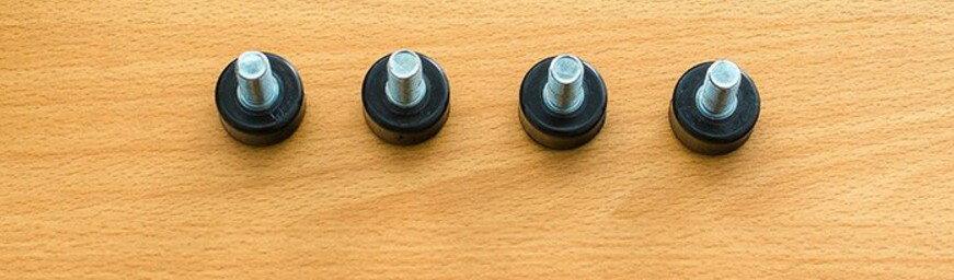 鐵力士架專用調整腳(4入)