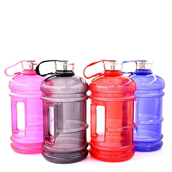 PS Mall 夏日冷水杯2.2L環保塑膠冷水壺健身房【J1065】 2