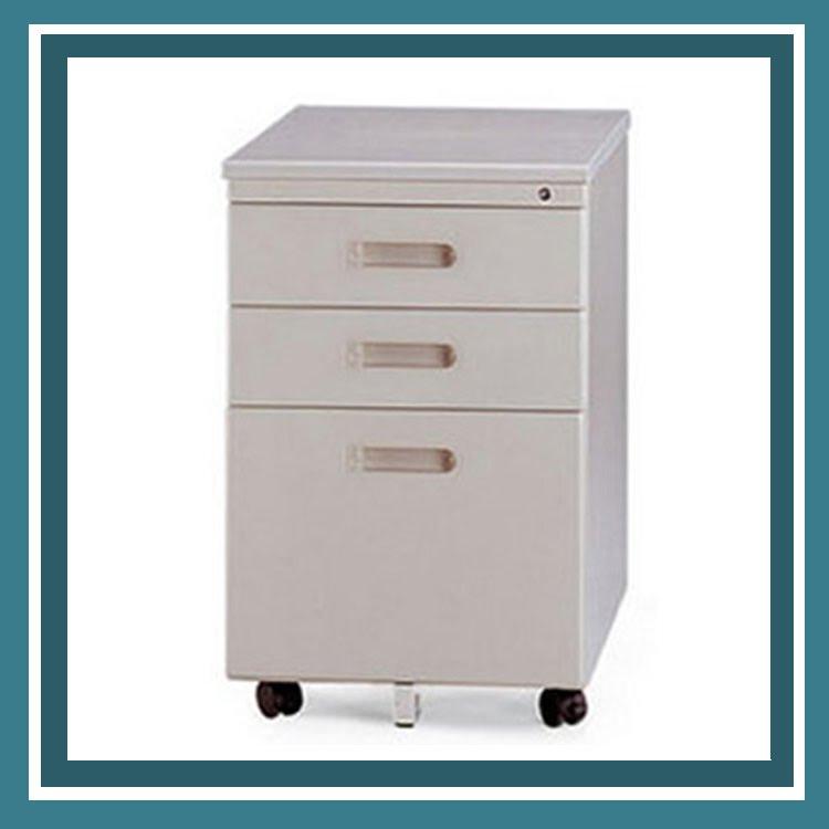 『商款熱銷款』【辦公家具】OA-40L三層公文檔案可鎖活動櫃 (高) 櫃子 檔案 收納