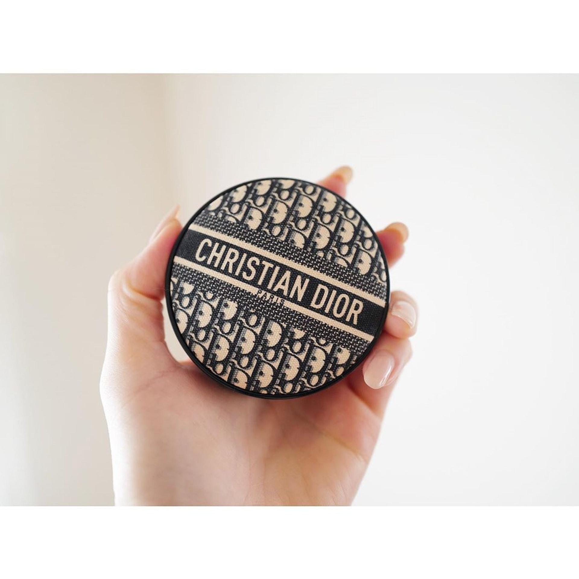 [預購]Dior迪奧超完美柔霧光氣墊粉餅-經典緹花版 SPF35 PA+++多色可選 【SP嚴選家】 5