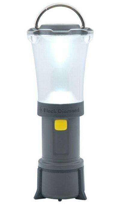 【鄉野情戶外專業】 Black Diamond |美國| Orbit Lantern Orbit LED 輕巧露營燈-暗影 620704