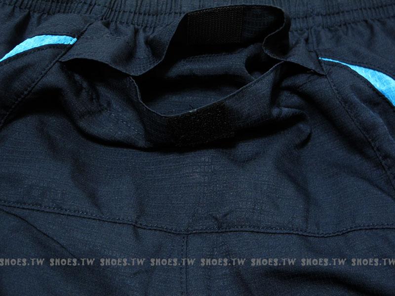 Shoestw【J2TB4052-】MIZUNO 美津濃 短褲 路跑短褲 慢跑褲 深藍 黑紅 黑黃 三色 男女都可穿 2