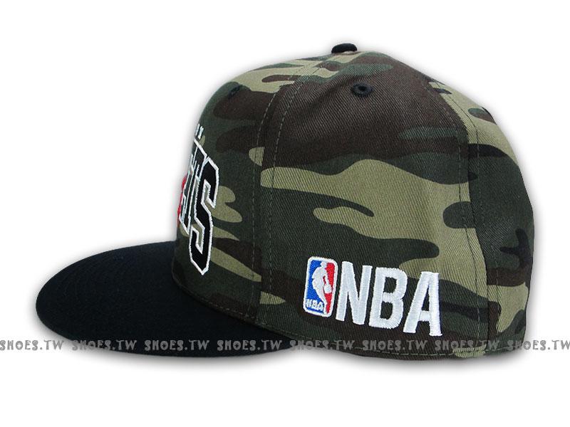 鞋殿【8331303018】NBA 運動帽 棒球帽 調整帽 潮流帽 休士頓 火箭隊 迷彩系列 1