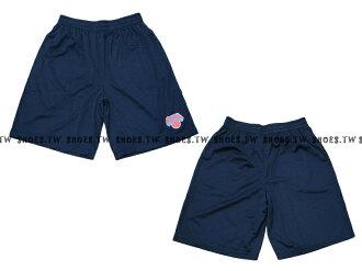 【8330504004】NBA 籃球褲 透氣排汗 熱身褲 紐約 尼克隊 深藍色
