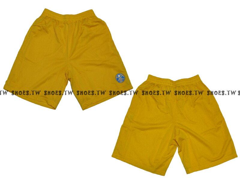 【8330504017】NBA 籃球褲 透氣排汗 熱身褲 丹佛 金塊隊 黃色
