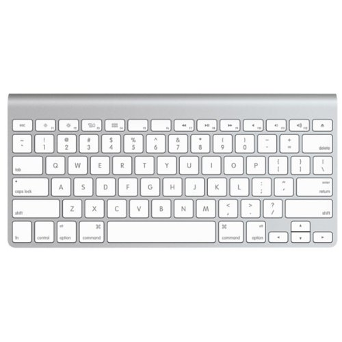 837304963a9 6ave Electronics: Apple Wireless Keyboard - Spanish MC184E/B ...