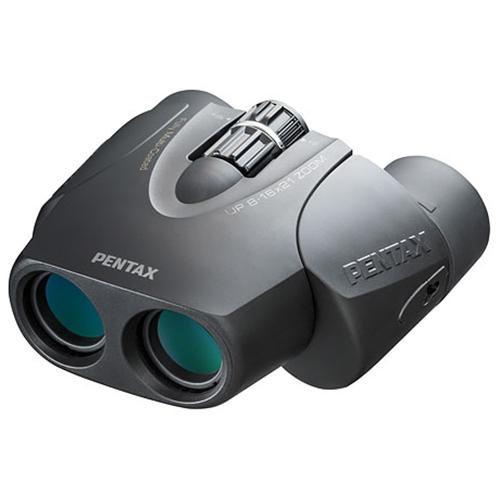Pentax UP 8-16x21mm Binocular - 16x 21 mm - Porro - BaK4