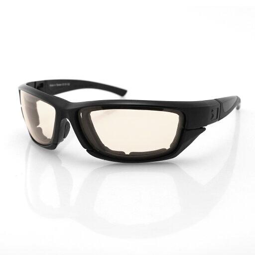 Bobster Decoder 2 Photochromic Eyewear - Matte Black Frames - BDEC201 329ac46c84e95b7832b3d773279362de
