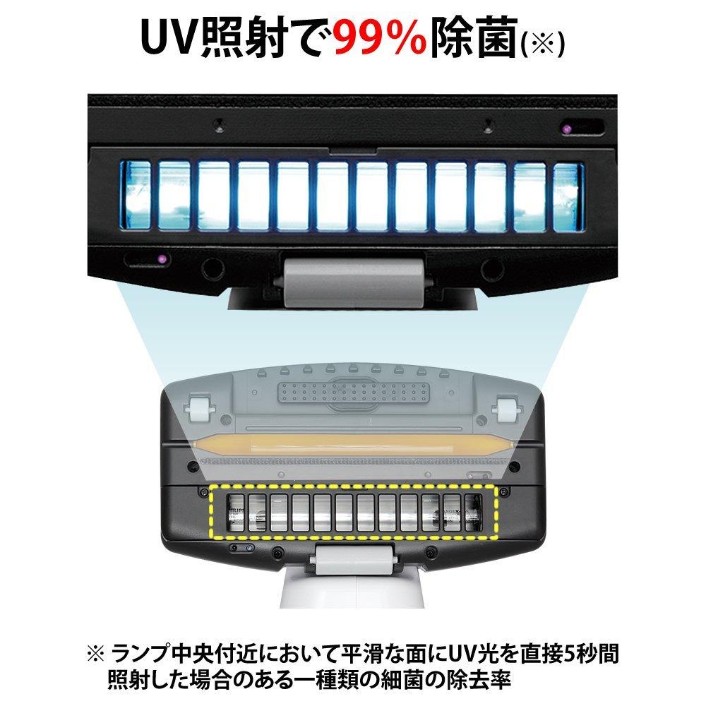 【代購】日本原廠正品 IRIS OHYAMA IC-FDC1 無線式紫外線殺蹣 超吸引除螨吸塵器 白 / 粉【星野日貨】 5