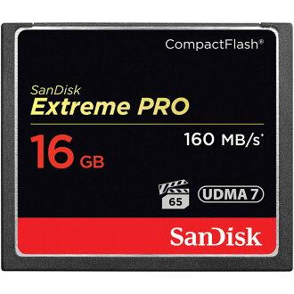 ◎相機專家◎ Sandisk Extreme PRO 16GB CF 1067X 160MB/s 16G 群光公司貨