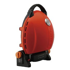 【RV運動家族】O-GRILL 3500T 美式時尚可攜式瓦斯烤肉爐-經典橘