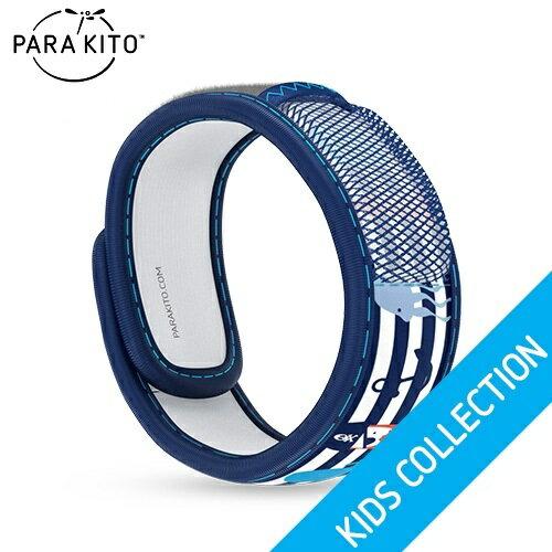 【買任3個送妖怪手錶驅蚊貼片】法國【Para''Kito】天然防蚊手環(時尚海盜)