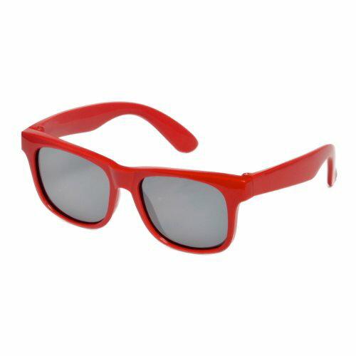 【出清價】RKS太陽眼鏡經典純色太陽眼鏡(紅)7-10歲【悅兒園婦幼生活館】
