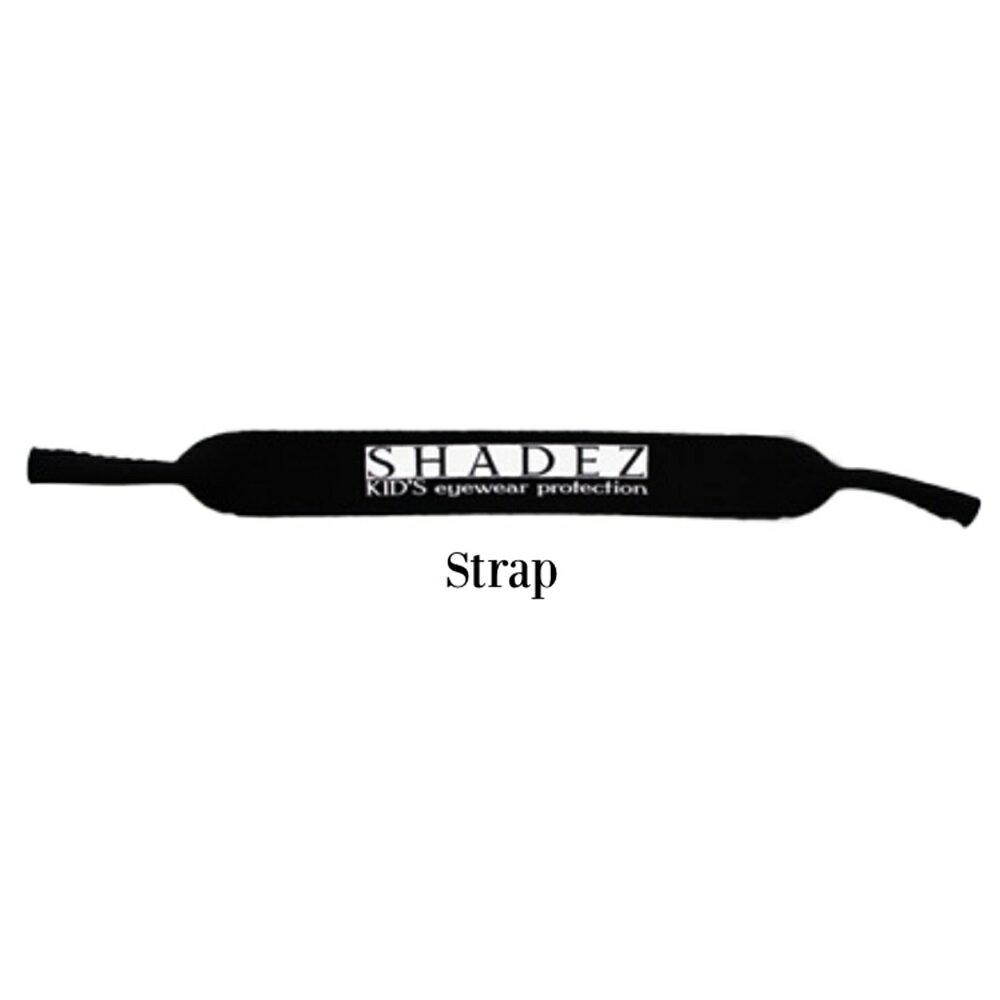 瑞士 SHADEZ 兒童太陽眼鏡固定帶--黑色