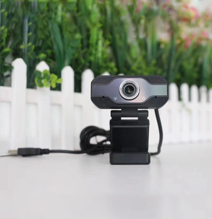 現貨 視訊攝影機攝像頭直播網紅主播攝像機會議高清聊天音訊免驅電腦【免運】
