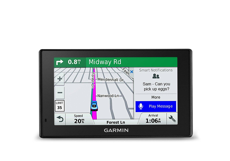 Electronic Palace: Garmin DriveSmart 51 LMT-S 5
