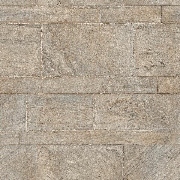 石磚紋壁貼工業風客廳壁貼DIY貼紙美國製NU2237