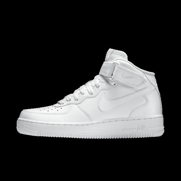 [ALPHA] NIKE AIR FORCE 1 MID 07 315123-111 男鞋 運動休閒鞋 空軍一號