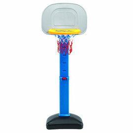 【淘氣寶寶】【CHING-CHING親親】標準型籃球架(二段式)(BS-03 P31)【籃框高度調整最低100,最高170cm】