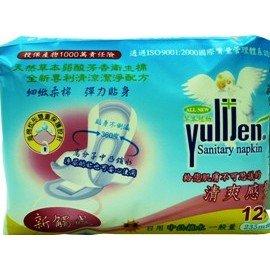 優麗潔小天使衛生棉日用 12片/包◆德瑞健康家◆