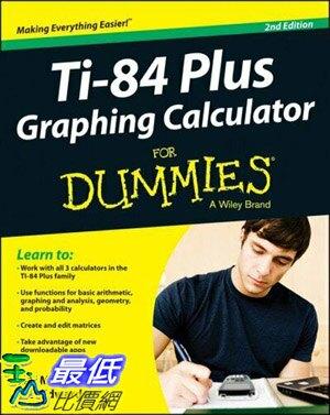 [8美國直購] Texas TI-84 計算機 英文操作指南