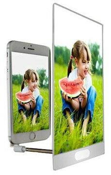 志佳SV 手機螢幕放大鏡 ( SVM-01-L (隨機出貨不挑色) ) ★全新原廠公司貨含稅附發票