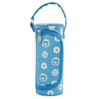 『121婦嬰用品館』PUKU 側開式單入保溫袋 藍/粉 0