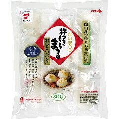 有樂町進口食品 烤麻糬 松明杵圓麻糬/日本年糕/烤麻糬 360g J120 4902635950124