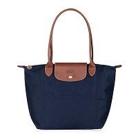 Longchamp   2605 098 556 新款女性包時尚潮流可折疊水餃包中號長柄餃子包 0