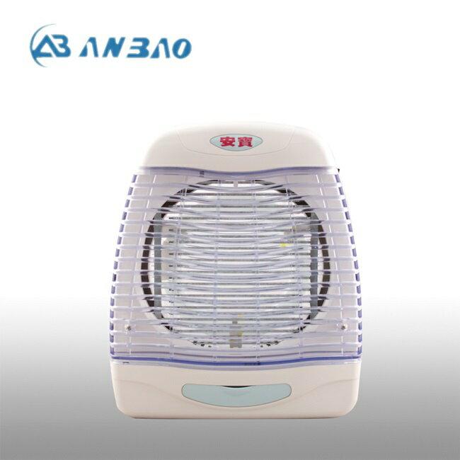 【安寶】22W電擊式捕蚊燈 AB-9601