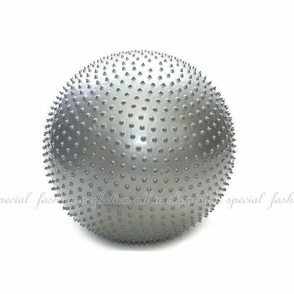大刺球55-65cm 按摩球1000G瑜珈球 充氣球 韻律球 健身球 復健球【DC170】◎123便利屋◎