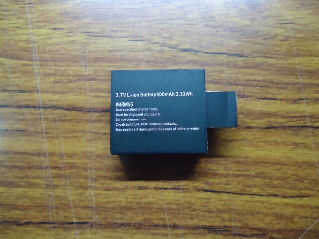 週邊配件 電池 4K運動攝影機專用原廠電池 行車紀錄器 【優錄安】