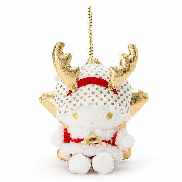 日本直送 Sanrio 三麗鷗 雙子星 Kiki & Lala 聖誕雪衣 玩偶小吊飾
