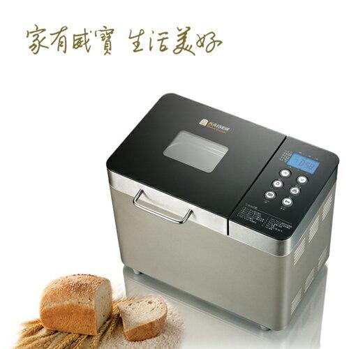 威寶家電~威寶Kaiser~ 鏡面麵包 機^(雙內鍋^)(BM~648) ~  好康折扣