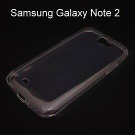 超薄透明軟殼  透明  Samsung Galaxy Note 2 N7100