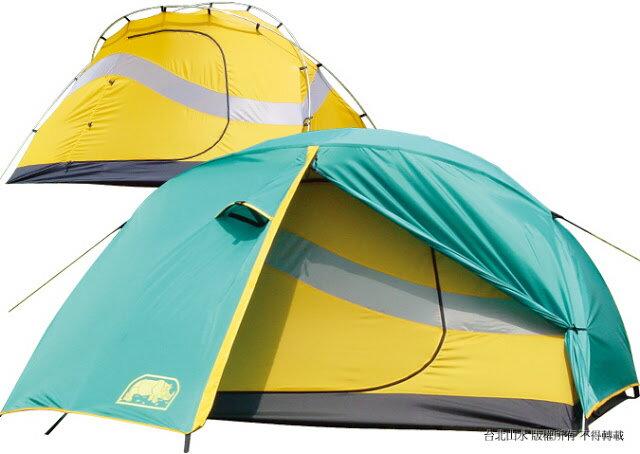 [ RHINO ] U-2/U2 犀牛 二人輕便帳/登山帳篷