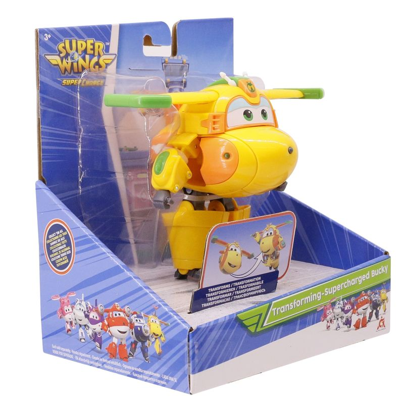 Super Wings 超級遊俠 變形巴奇(L-38954)★衛立兒生活館★